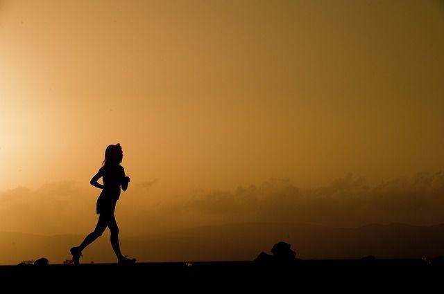 Début du marathon