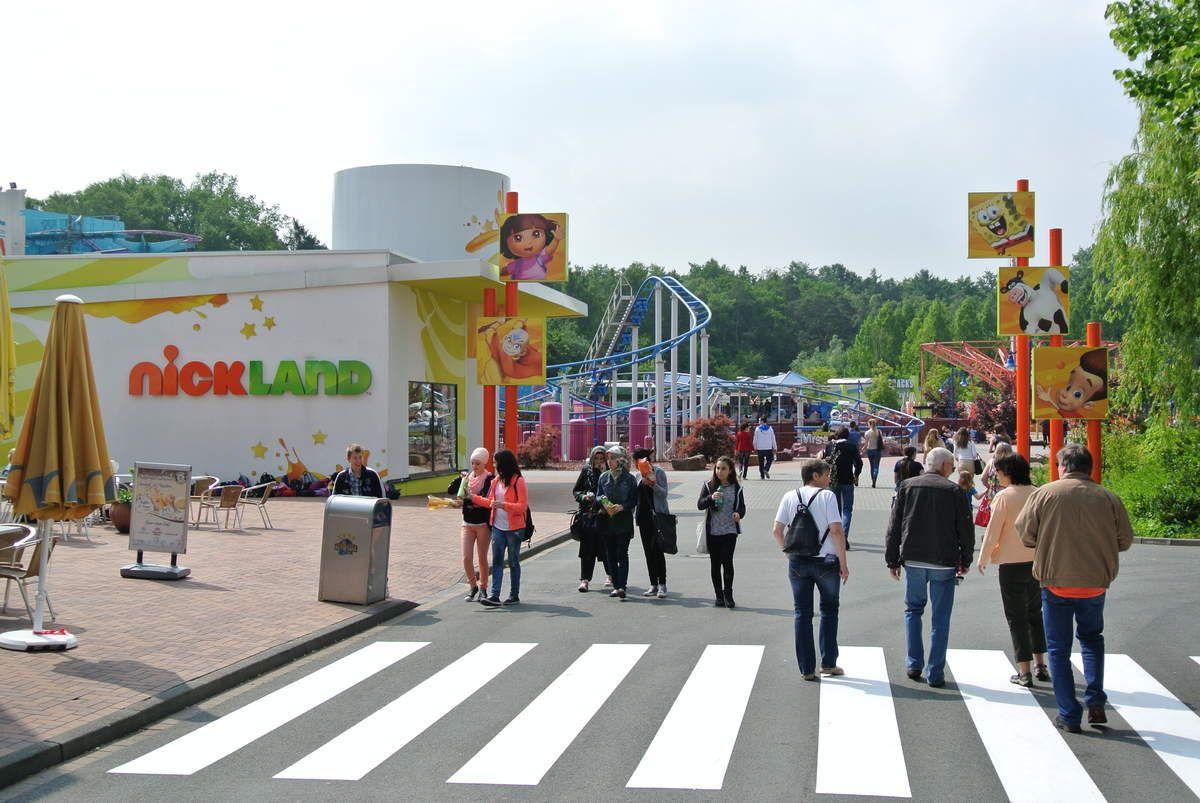 Movie Park Germany 2013