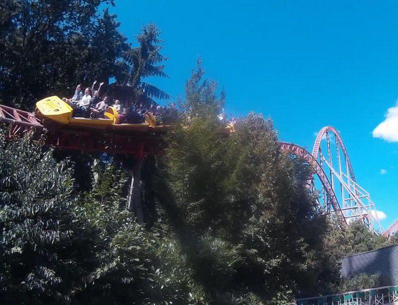 Trip teuton vol 3: Holiday park