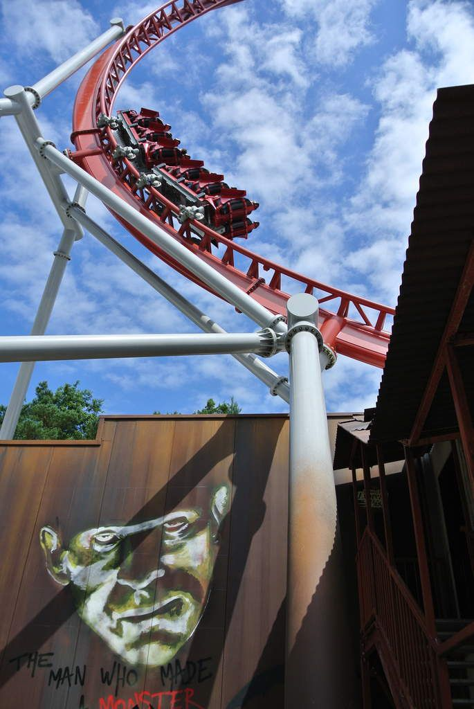 Holiday Park & Sky Scream