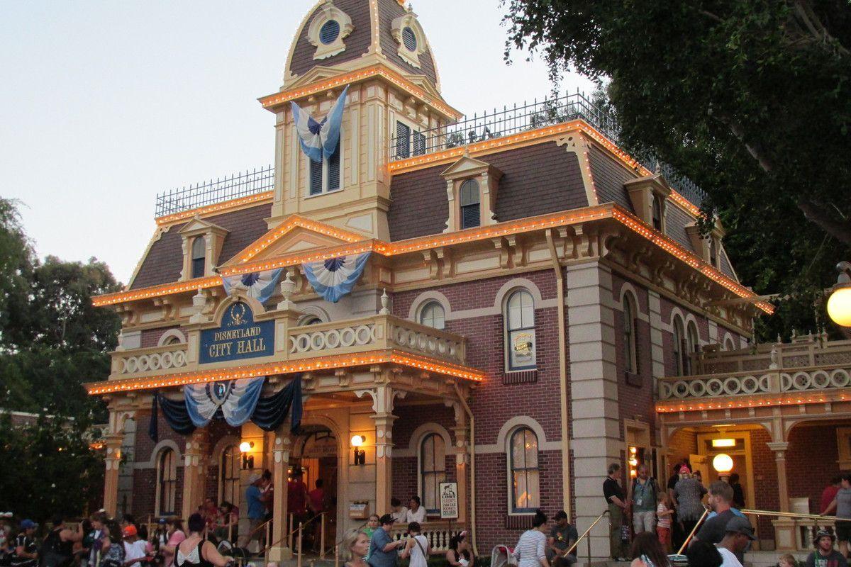 Disneyland Californie