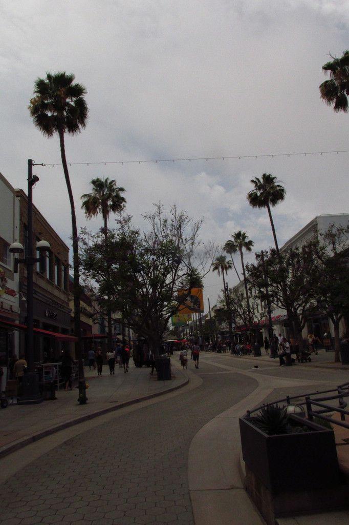 Los Angeles, La cité des barges