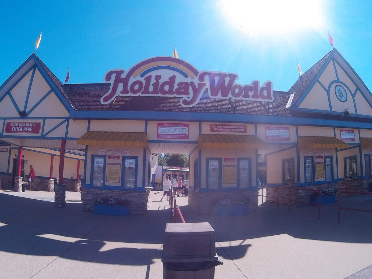 Holiday world (juin 2017)