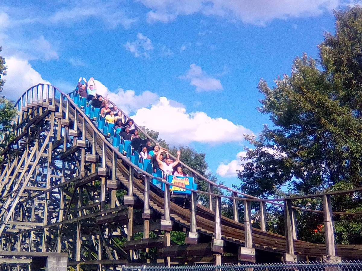Kentucky kingdom (juin 2017)