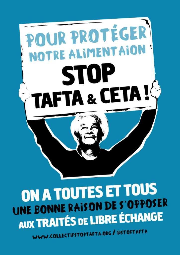 ACTIONS STOP TAFTA ET CETA