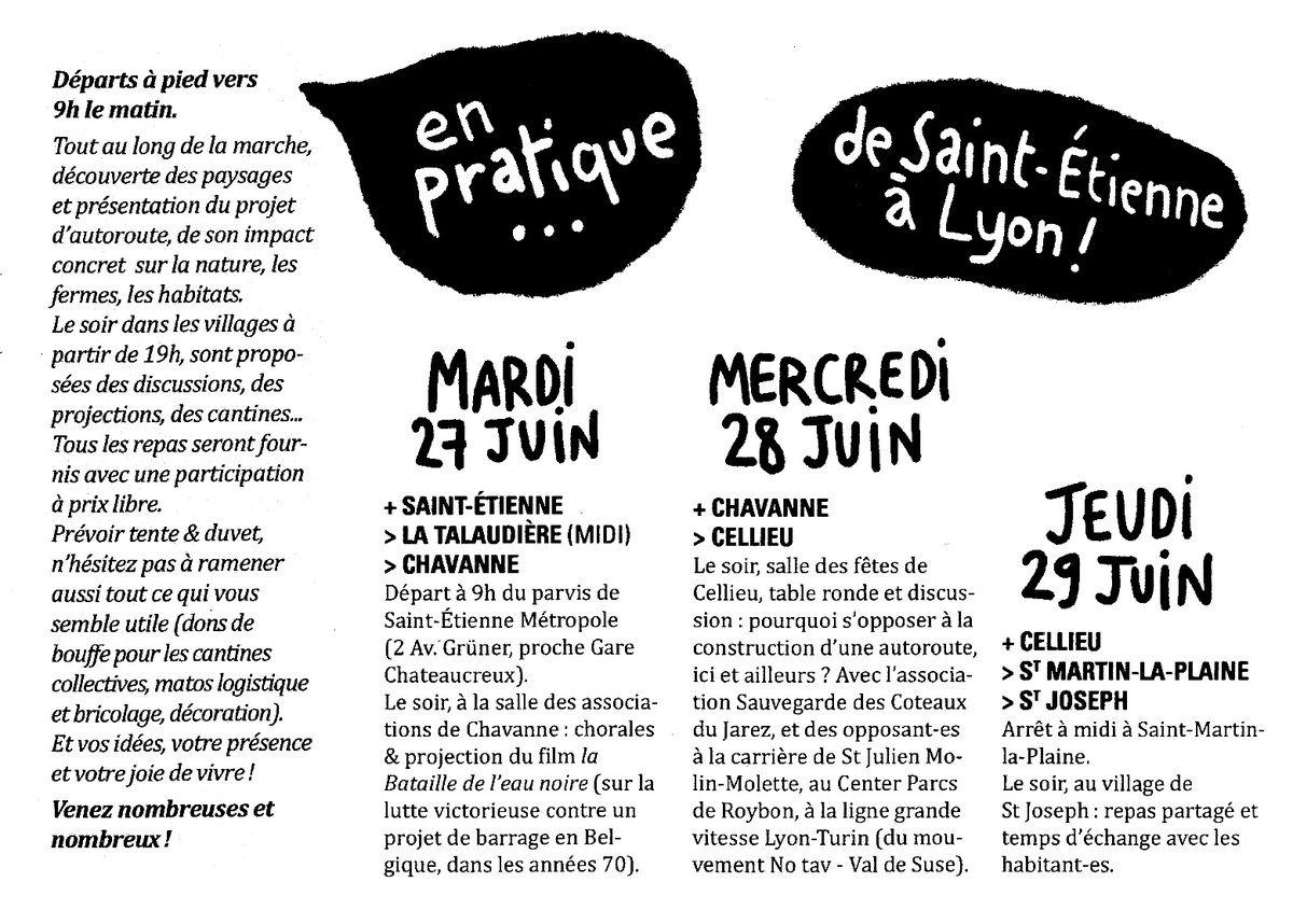 WEEK-END FESTIF CONTRE L'A45