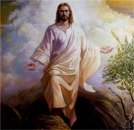 Risen Christ.