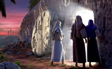 Disciples confirmed he is risen in the early hours of today.