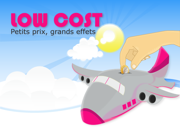 Les compagnies LOW COST
