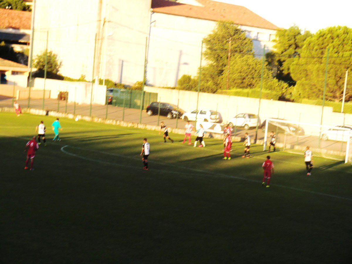 Résumé: Sc Draguignan-As Cannes (amical)