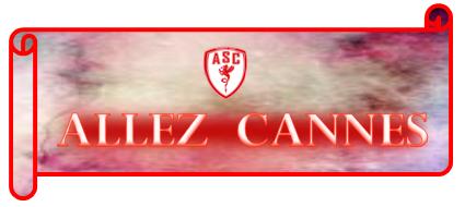 Championnat : RosMenton - As Cannes