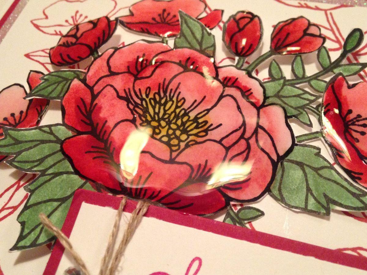 Blog hop n°2: La fête des fleurs