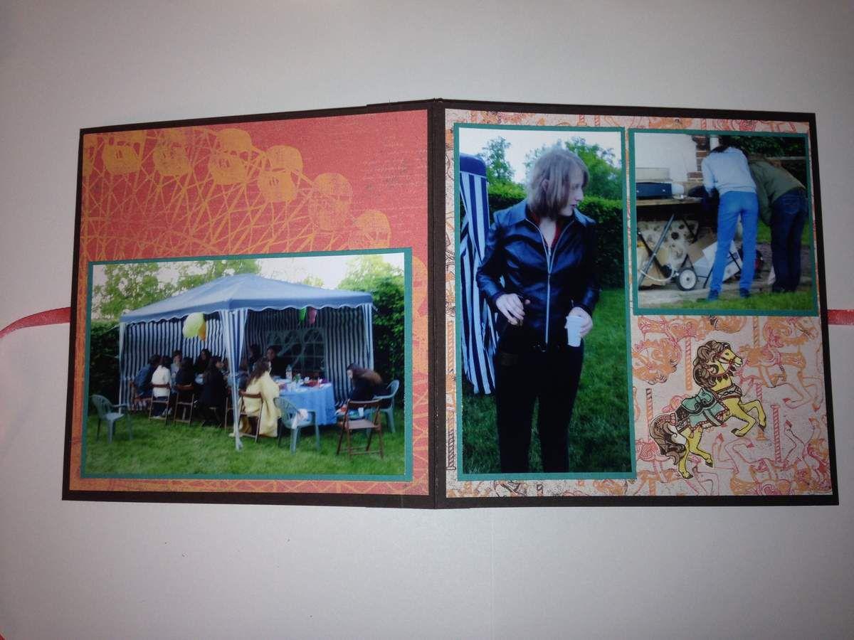 Album Carousel Birthday
