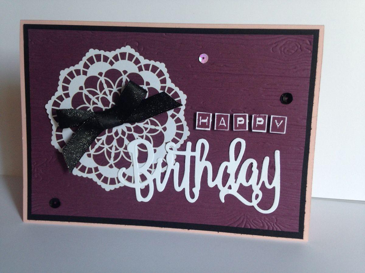 Ensemble Happy birthday