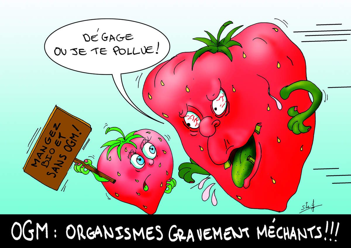 Organismes gravement méchants