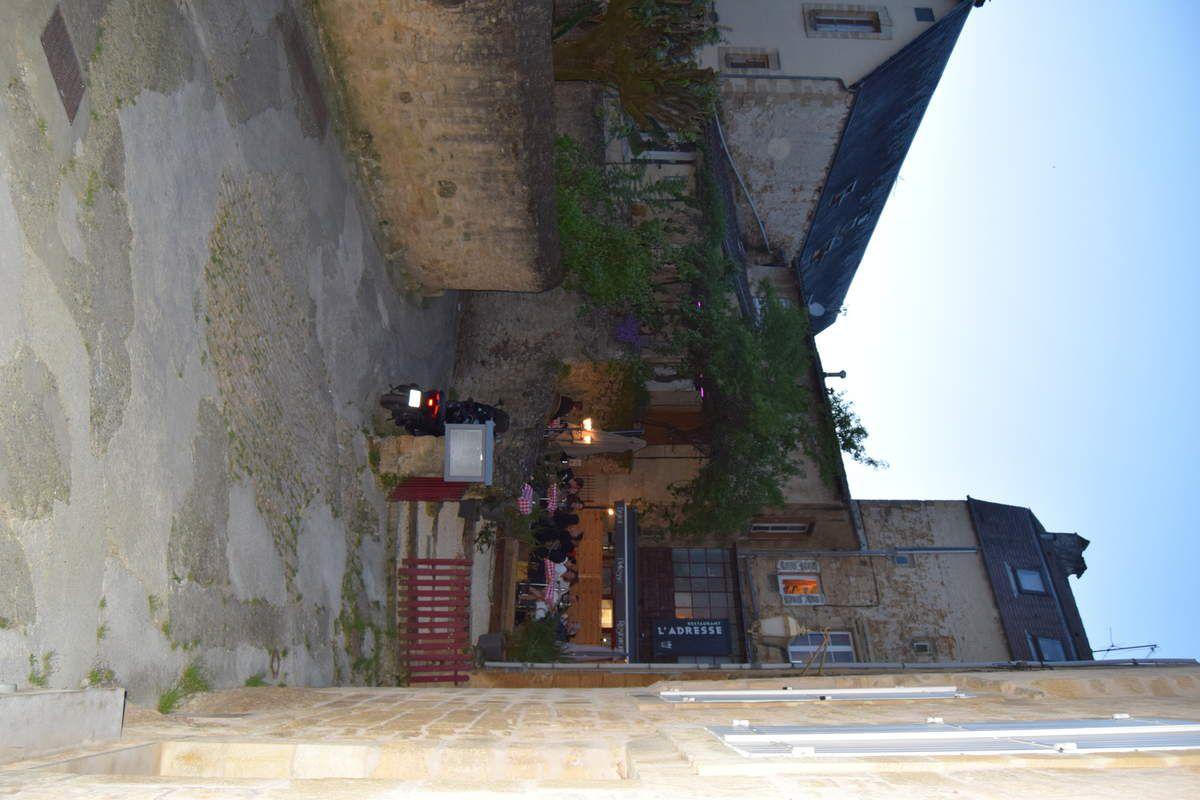 Ville de Sarlat La Canèda ( Dordogne )