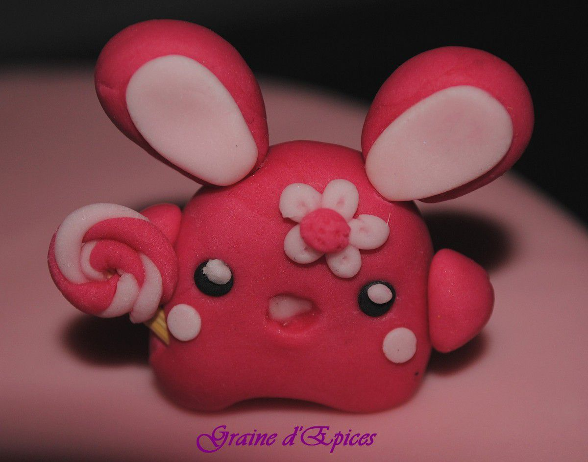 Cake design : kawaii de chez kawaii