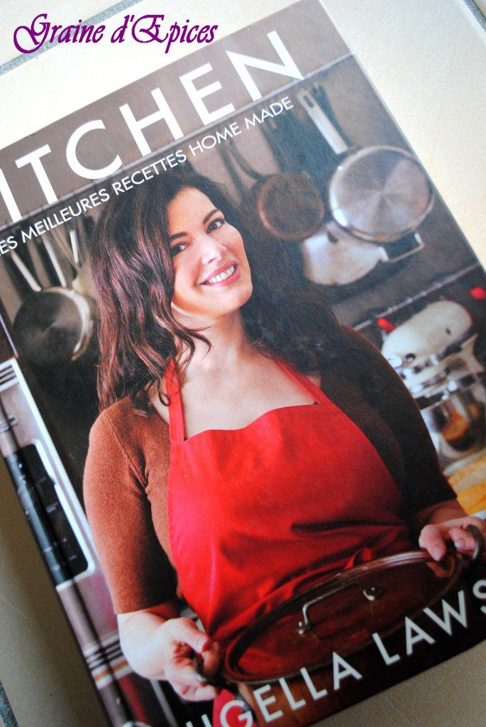 Lecture gourmande : Kitchen de Nigella Lawson
