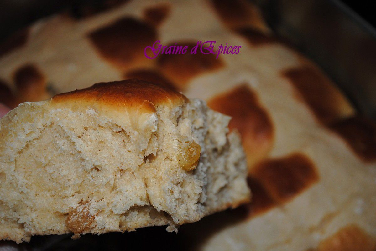Hot Cross Buns Irlandais
