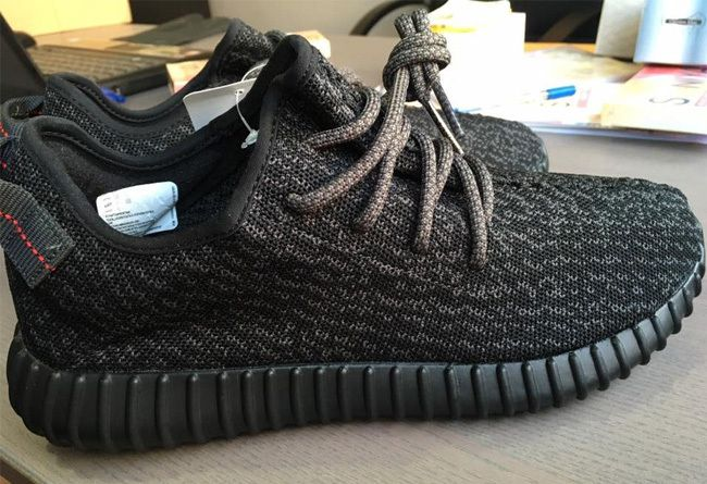 6eb70d50b03e1 A black Yeezy 350 Boost will be available on February 19 - tell ...