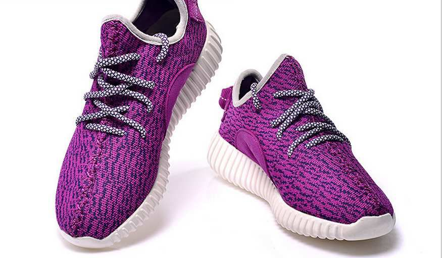 9afe9284920 TOP SHOE BRANDS FAKE YEEZY BOOST 350 SHOES PURPLE COLOR - shoes ...