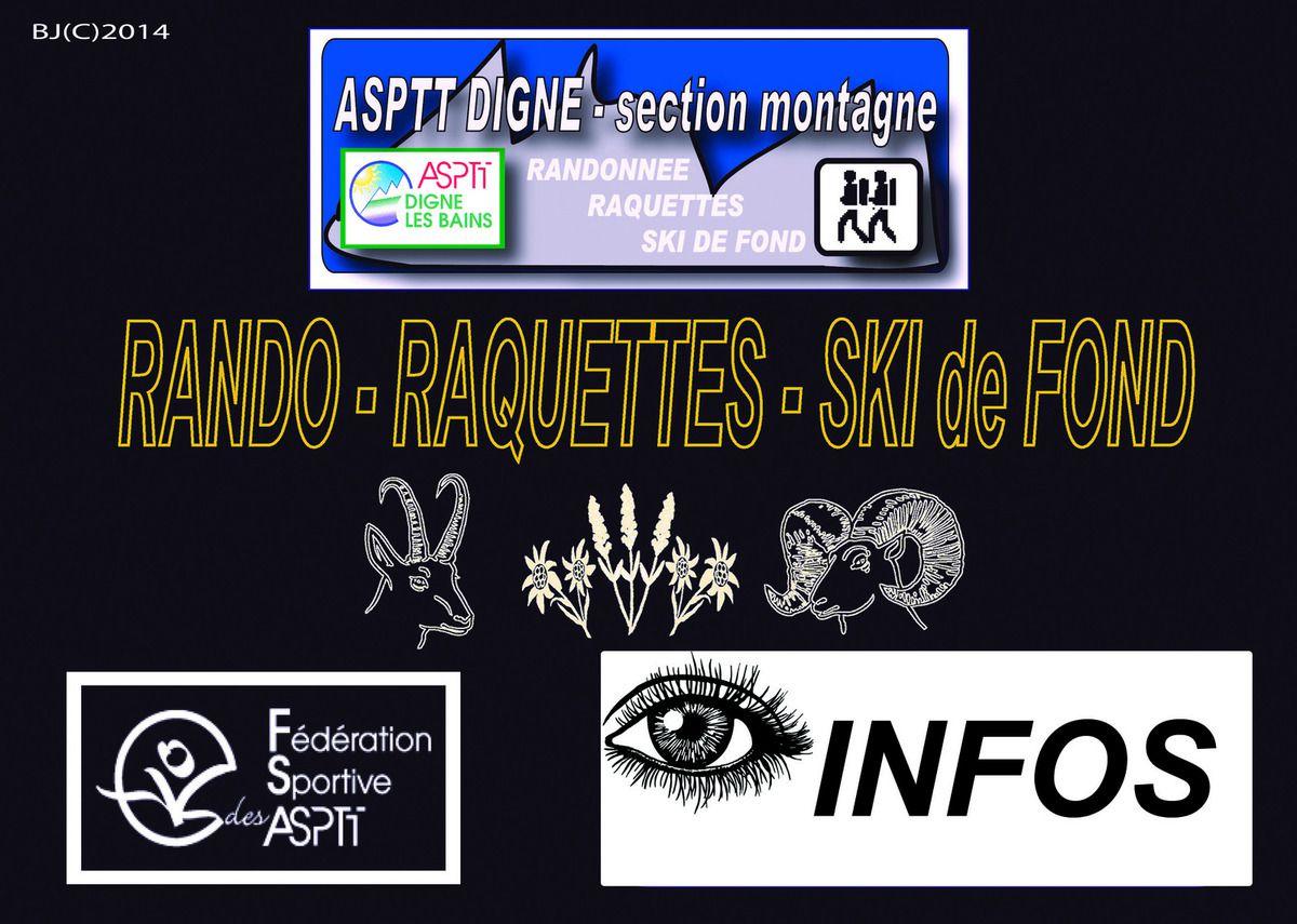 COMPTE RENDU de RANDO-DORMILLOUSE 2014