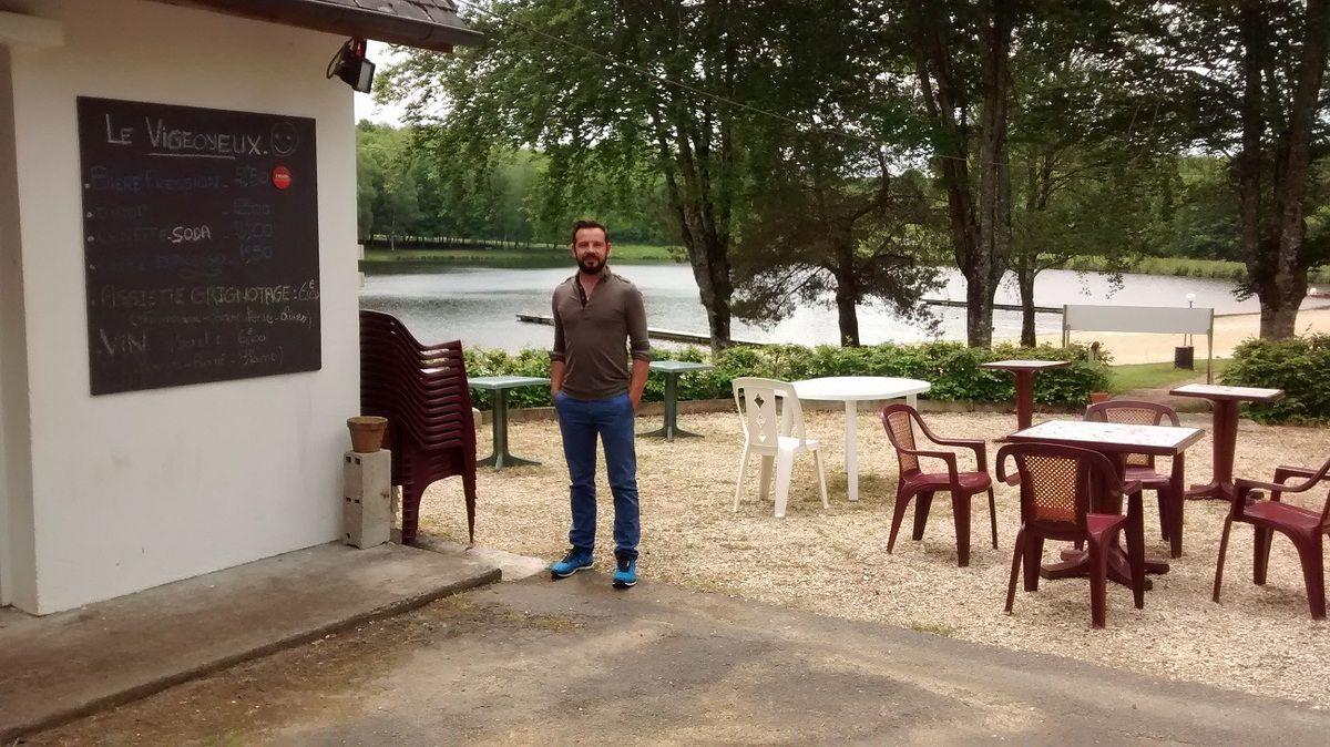 &quot&#x3B;Le Vigeoyeux&quot&#x3B; au Lac de Pontcharal, ouvre ses portes.