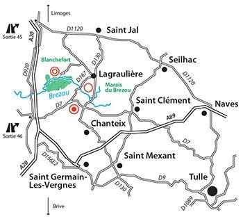 Jeudi 22 Septembre à 14h: randonnée organisée par le Club REGAIN