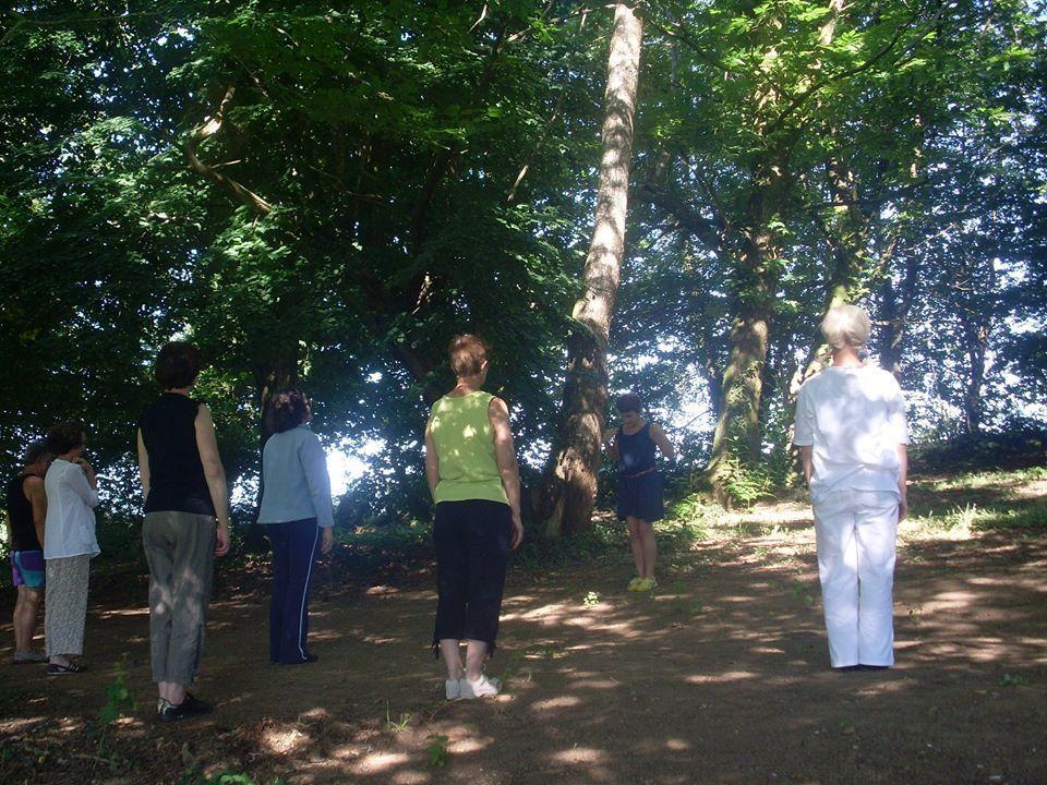 Les 26 et 27 Novembre  Dao Yin Qi Gong à Vigeois proposé par l'Association Le Corps à Vivre.