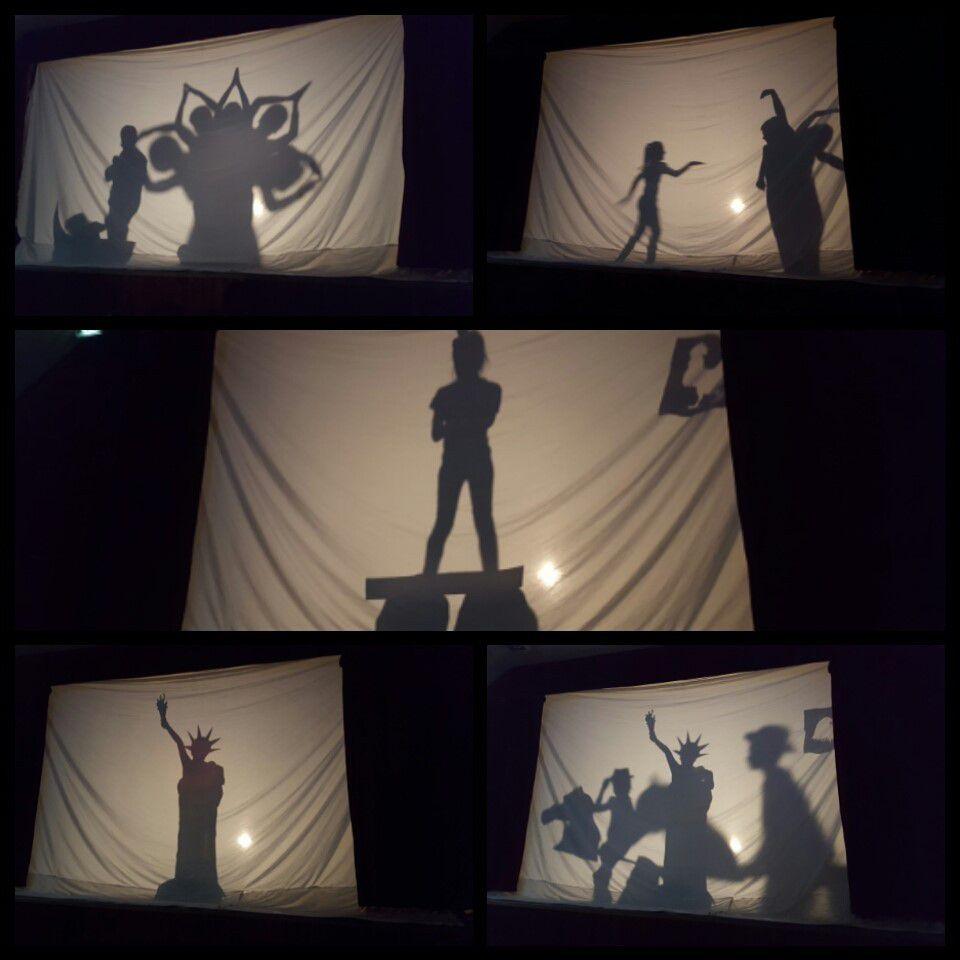 Magnifique spectacle &quot&#x3B;Autour du Monde&quot&#x3B; présenté par les enfants participants au Temps d'Activités Périscolaires.