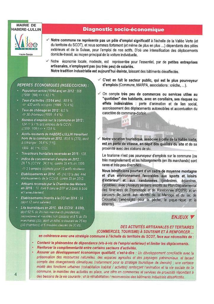 Lettre exceptionnelle d'information municipale N°2 - Août 2016