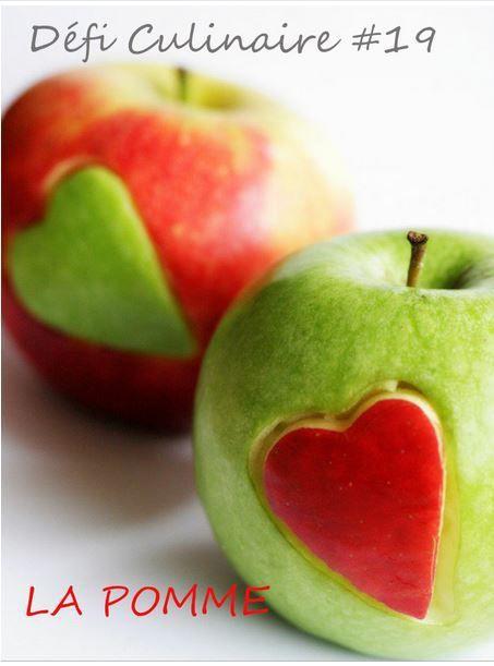 Pommes au four au carambar