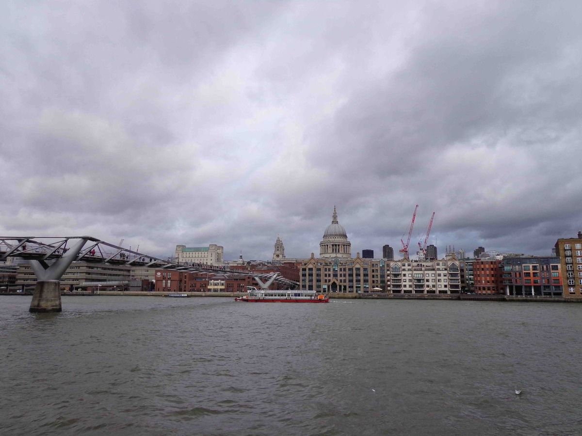 London: Past and Future