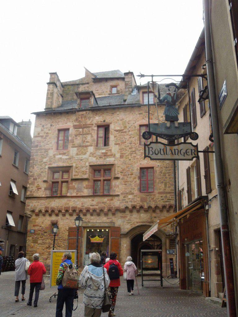 Une maison du XVe siècle