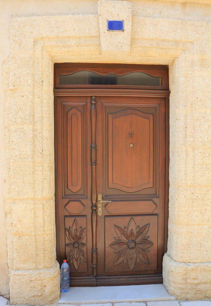 Une belle porte