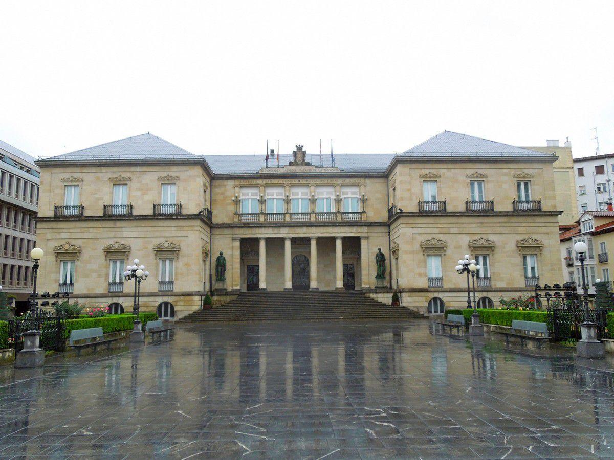 Le palais provincial