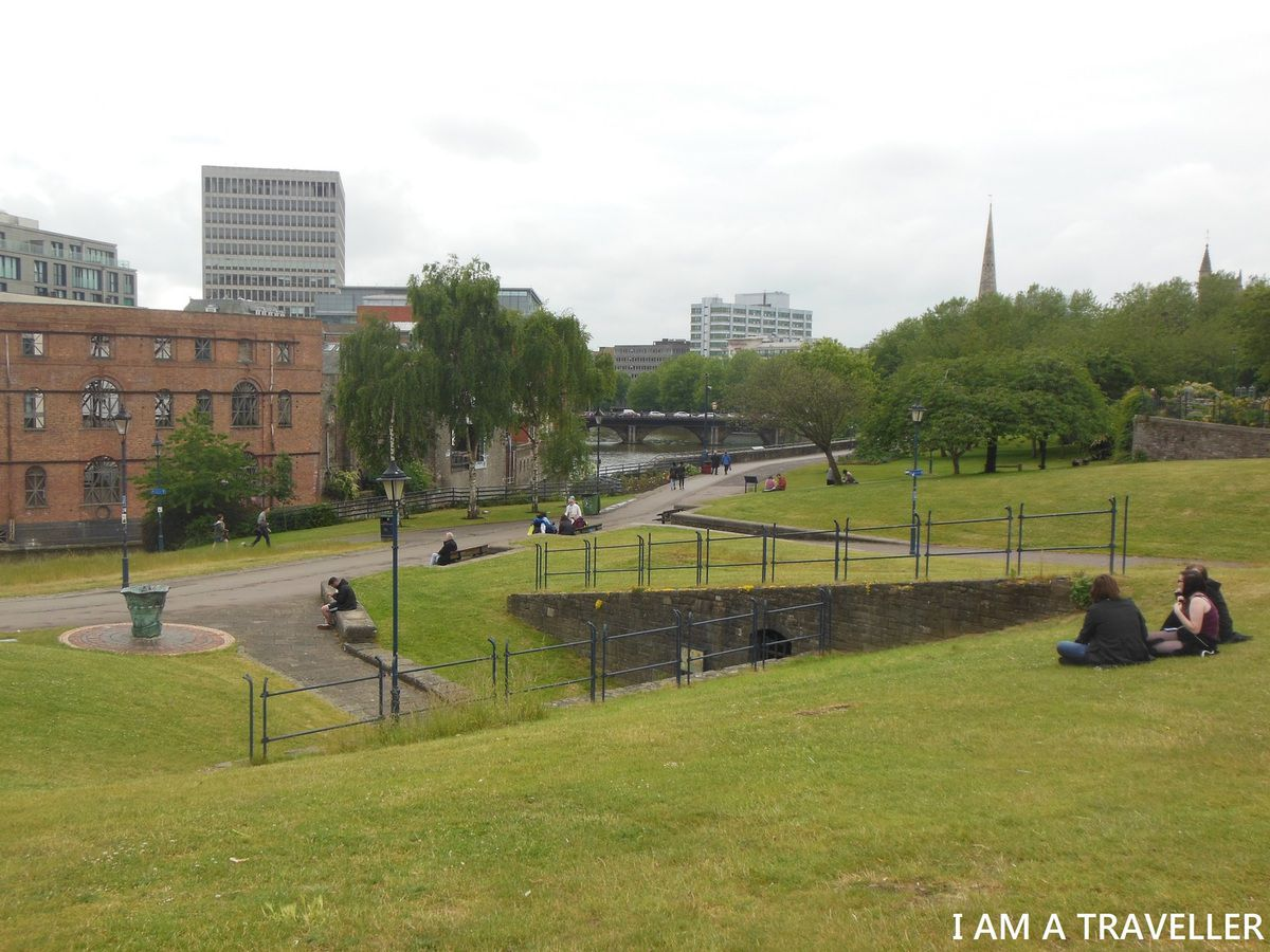 Bristol, l'ambiance urbaine anglaise comme on l'aime