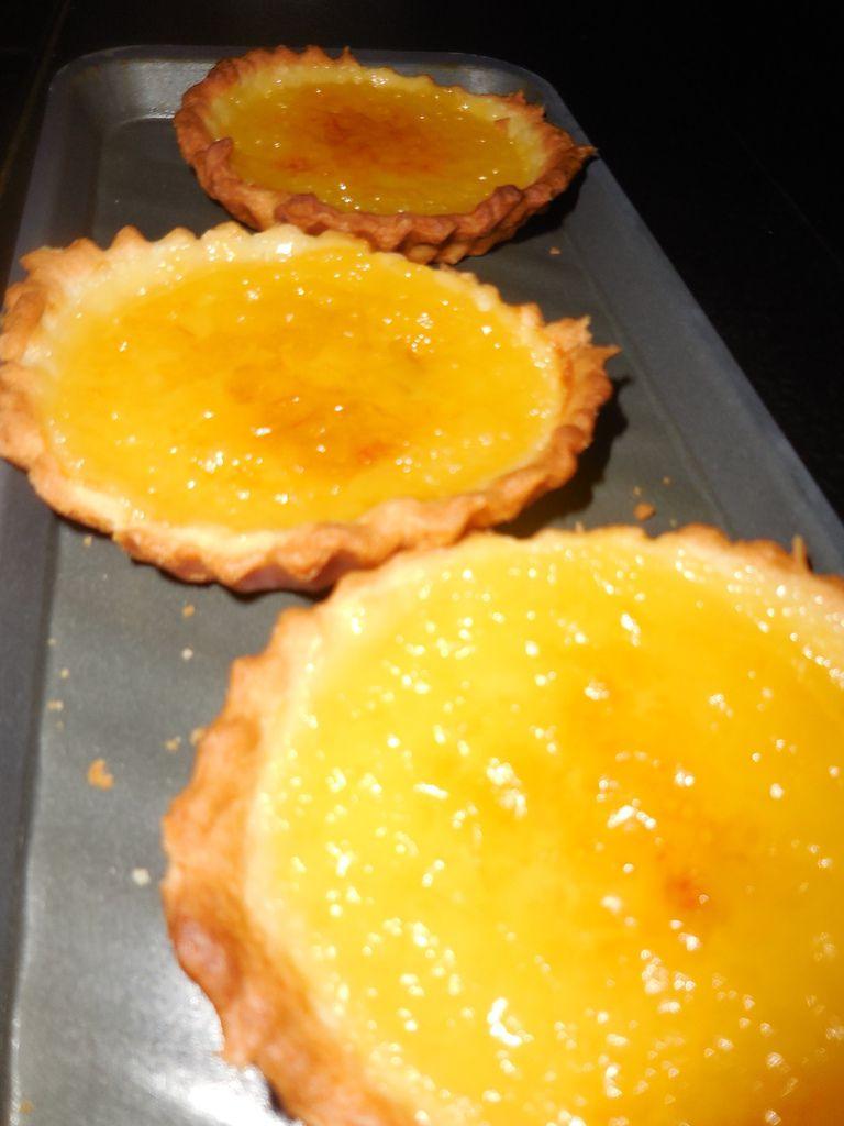 Tartelettes au citron Thermomix