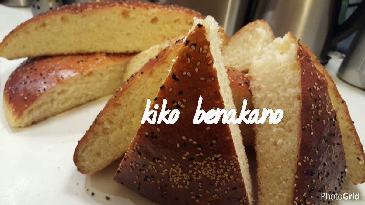 khobez dar (pain maison super léger )