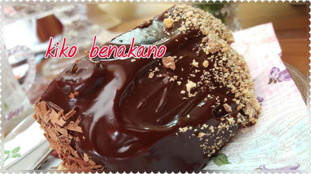 gâteau au chocolat et café instantané