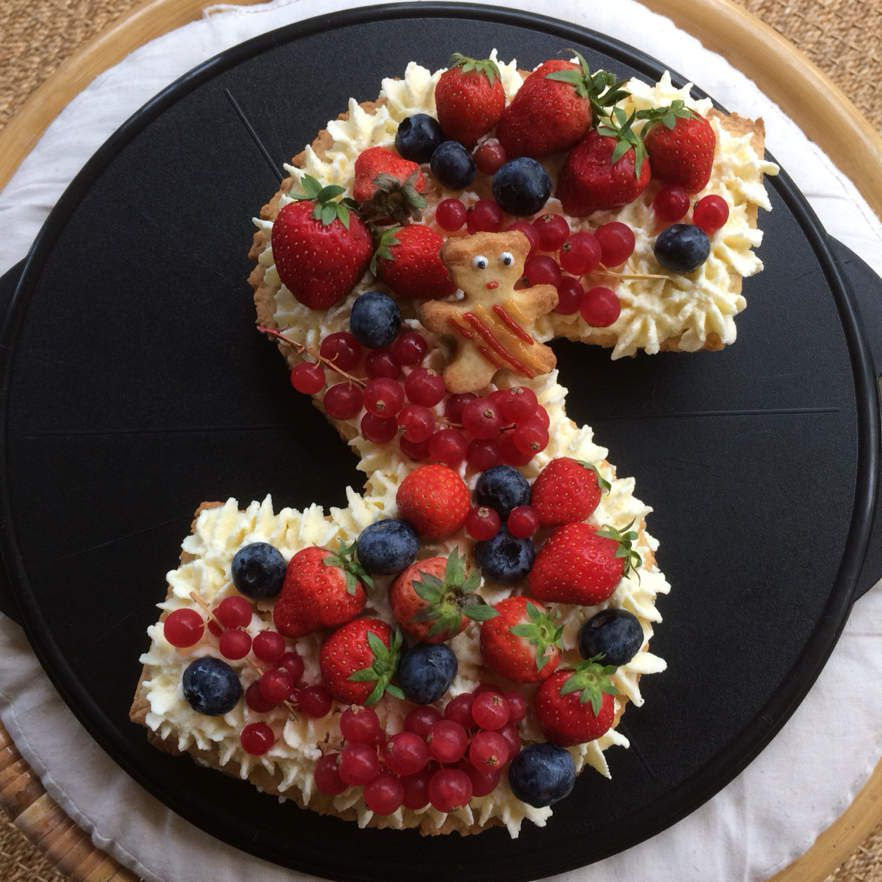 Number cake, mes gâteaux solo