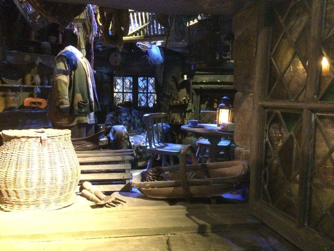 Une journée à Poudlard (Studios Warner Harry Potter à Londres)