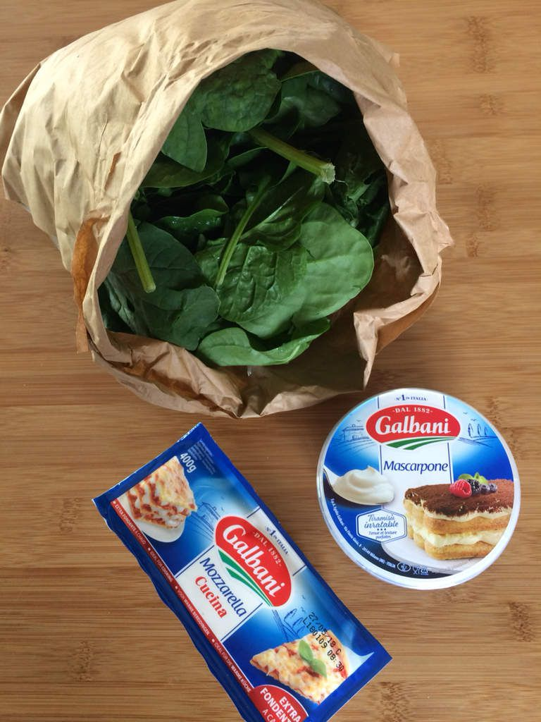 Lasagnes ricotta épinards (ultra gourmandes)