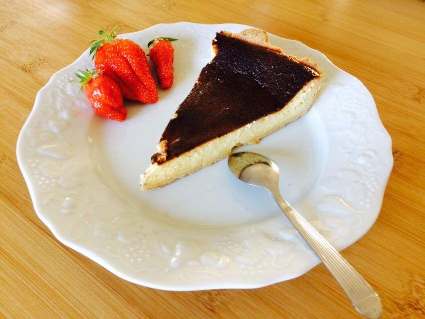 Le gâteau Fromager de Pierrette