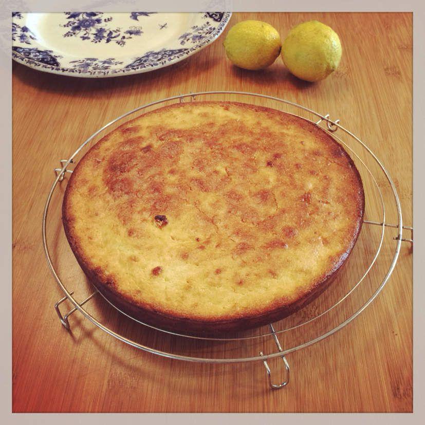 Gâteau Citron ricotta