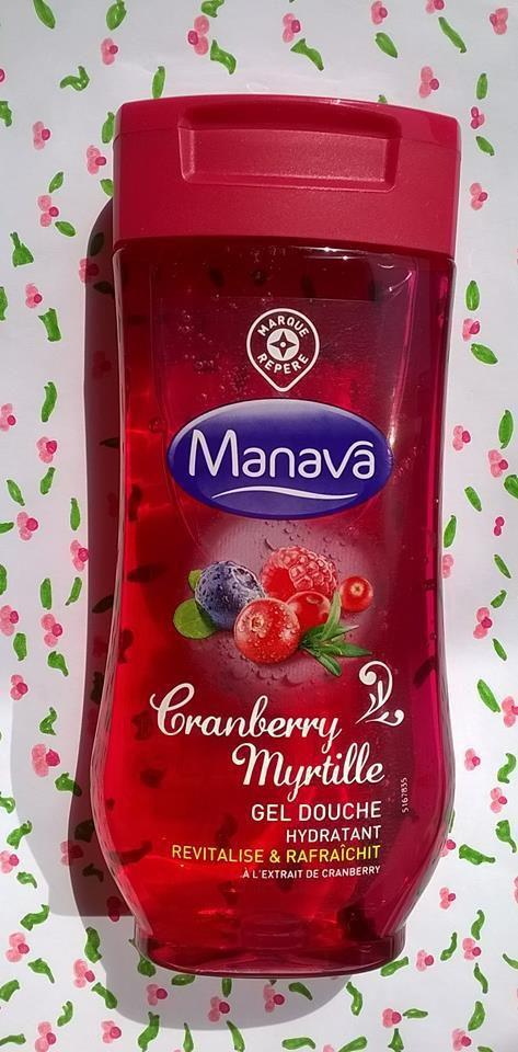 Manava, Cranberry Myrtille