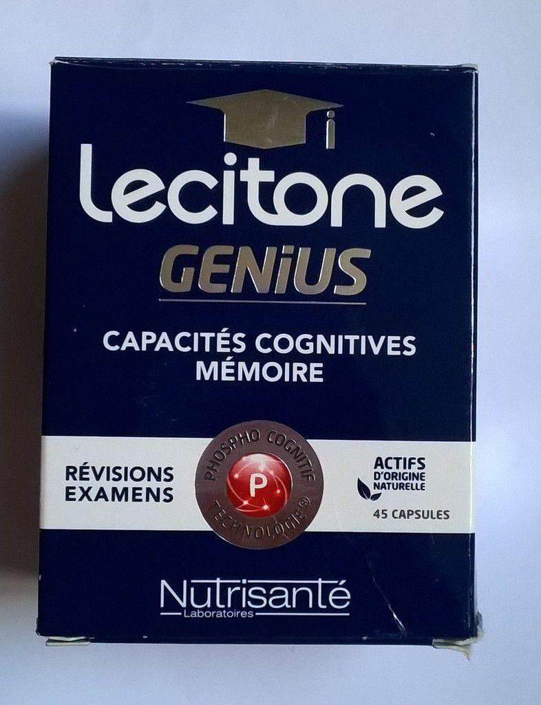 La magie des examens avec Lecitane Genius et Juvamine