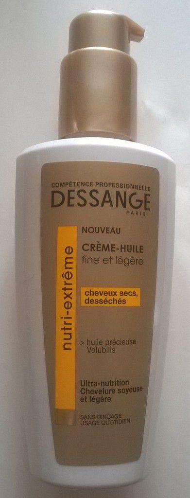 Dessange, Crème-Huile