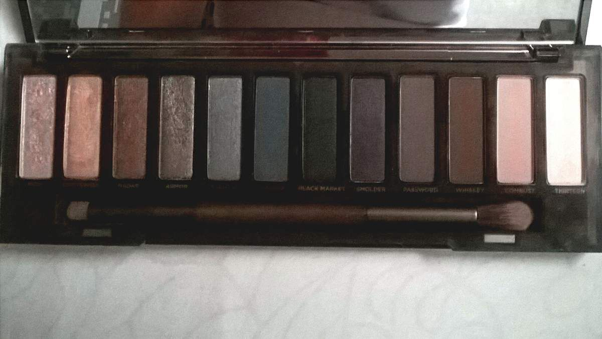 Urban Decay, Naked Smoky