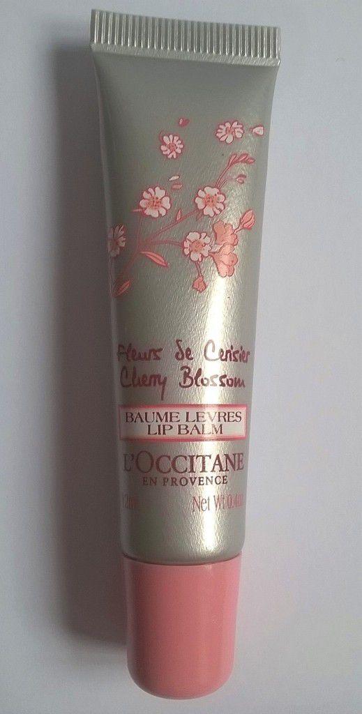 L'Occitane, Baume à lèvres, Fleurs de cerisier